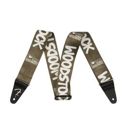 Fender NEW Fender Woodstock Strap - Black