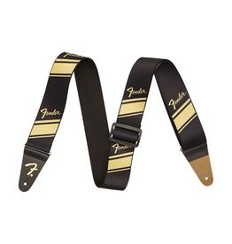 Fender NEW Fender Competition Stripe Strap - Gold