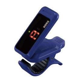 Korg NEW Korg Pitchclip PC-1 Clip-On Tuner - Indigo
