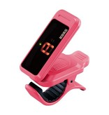 Korg NEW Korg Pitchclip PC-1 Clip-On Tuner - Pink