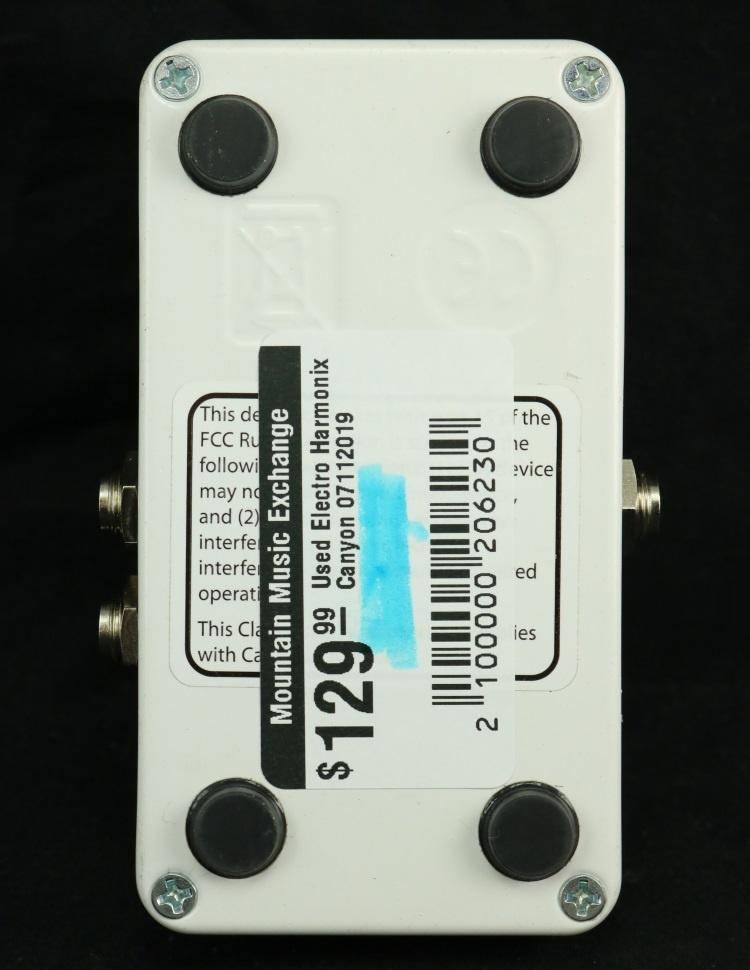 ehx USED Electro Harmonix Canyon (401)