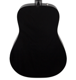 Fender NEW Fender CD-60 Dreadnought V3 w/Case - Black (701)
