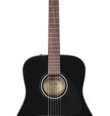 Fender NEW Fender CD-60 Dreadnought V3 w/Case - Black (814)