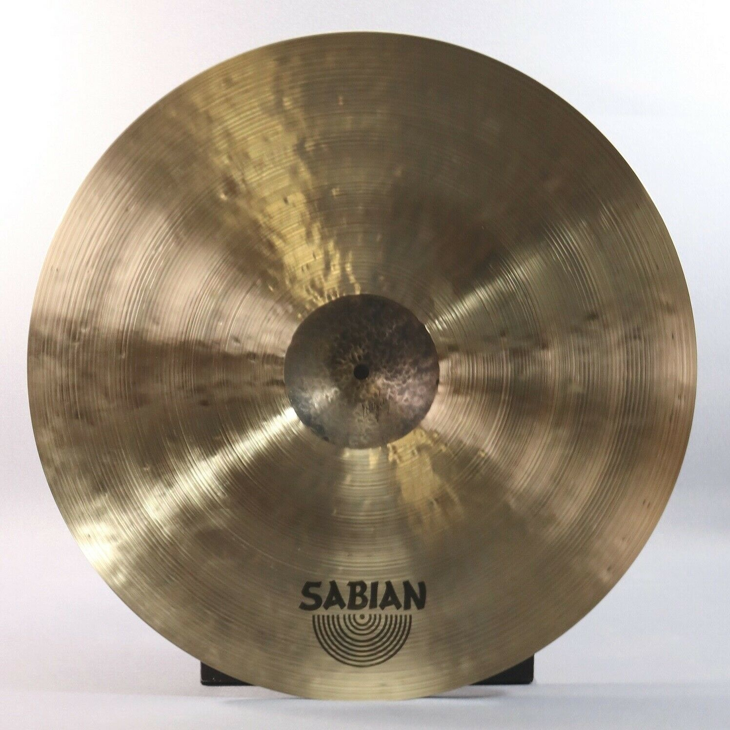 "Sabian USED Sabian 21"" HH Raw Bell Dry Ride (622)"