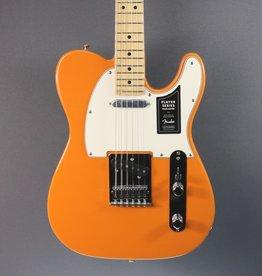 Fender DEMO Fender Player Telecaster - Capri Orange (815)