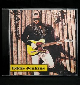 Local Music Eddie Jenkins - Self-titled (CD)