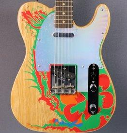 Fender NEW Fender Jimmy Page Telecaster - Natural (092)