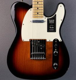Fender DEMO Fender Player Telecaster - 3-Color Sunburst (561)
