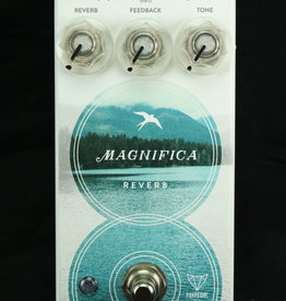 Foxpedal USED Foxpedal Magnifica Reverb (871)