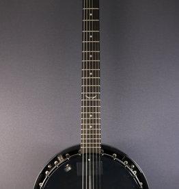 Dean DEMO Dean Backwoods 6 Banjo w/ Pickup - Black Chrome (660)