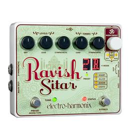Electro-Harmonix NEW Electro Harmonix Ravish Sitar