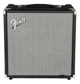 Fender NEW Fender Rumble 25 (V3) - Black/Silver (406)