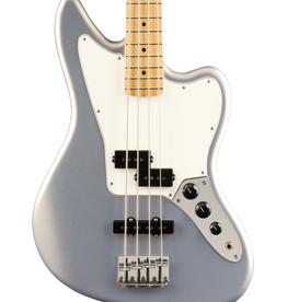 Fender NEW Fender Player Jaguar Bass - Silver (630)