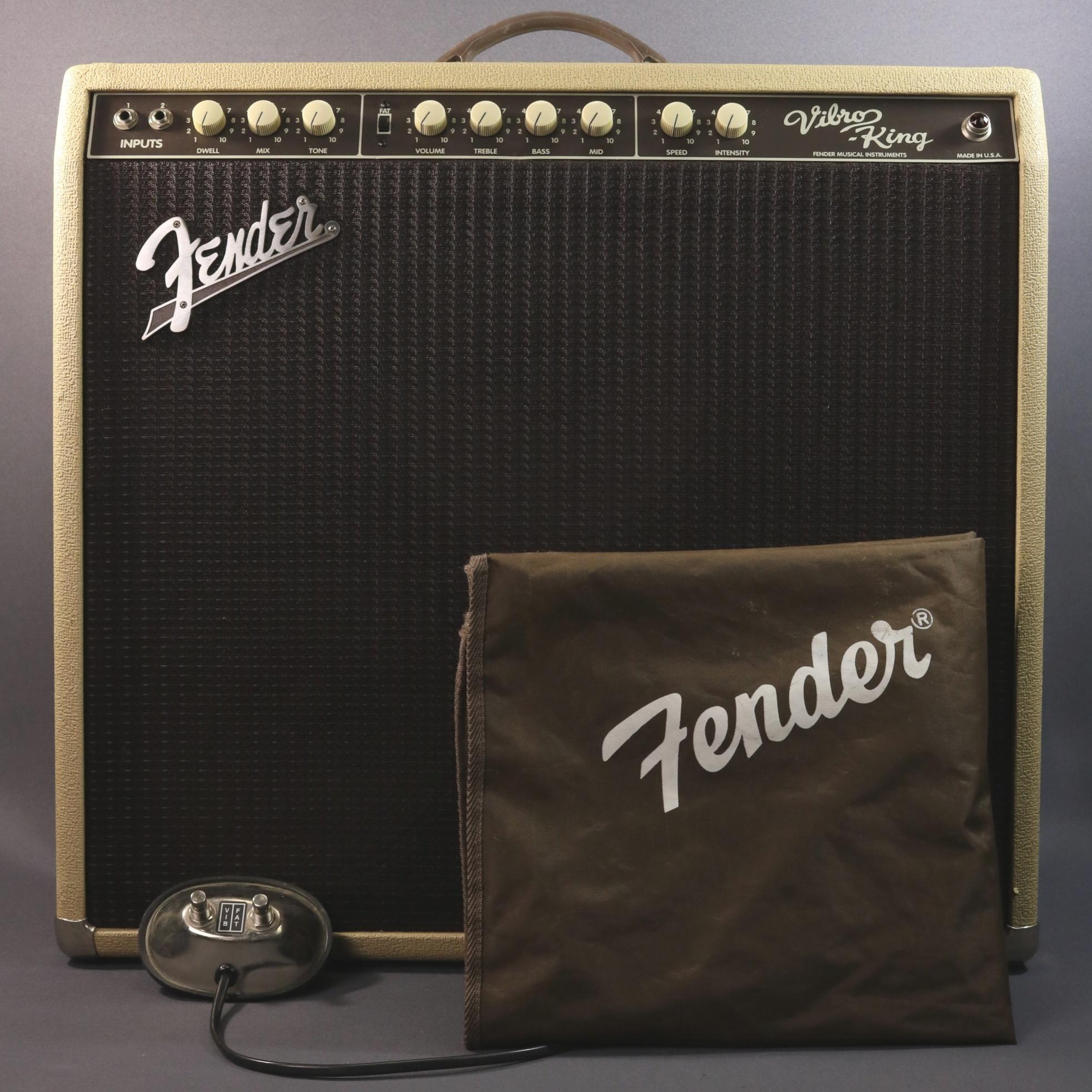 Fender USED Fender Vibro-King (322)