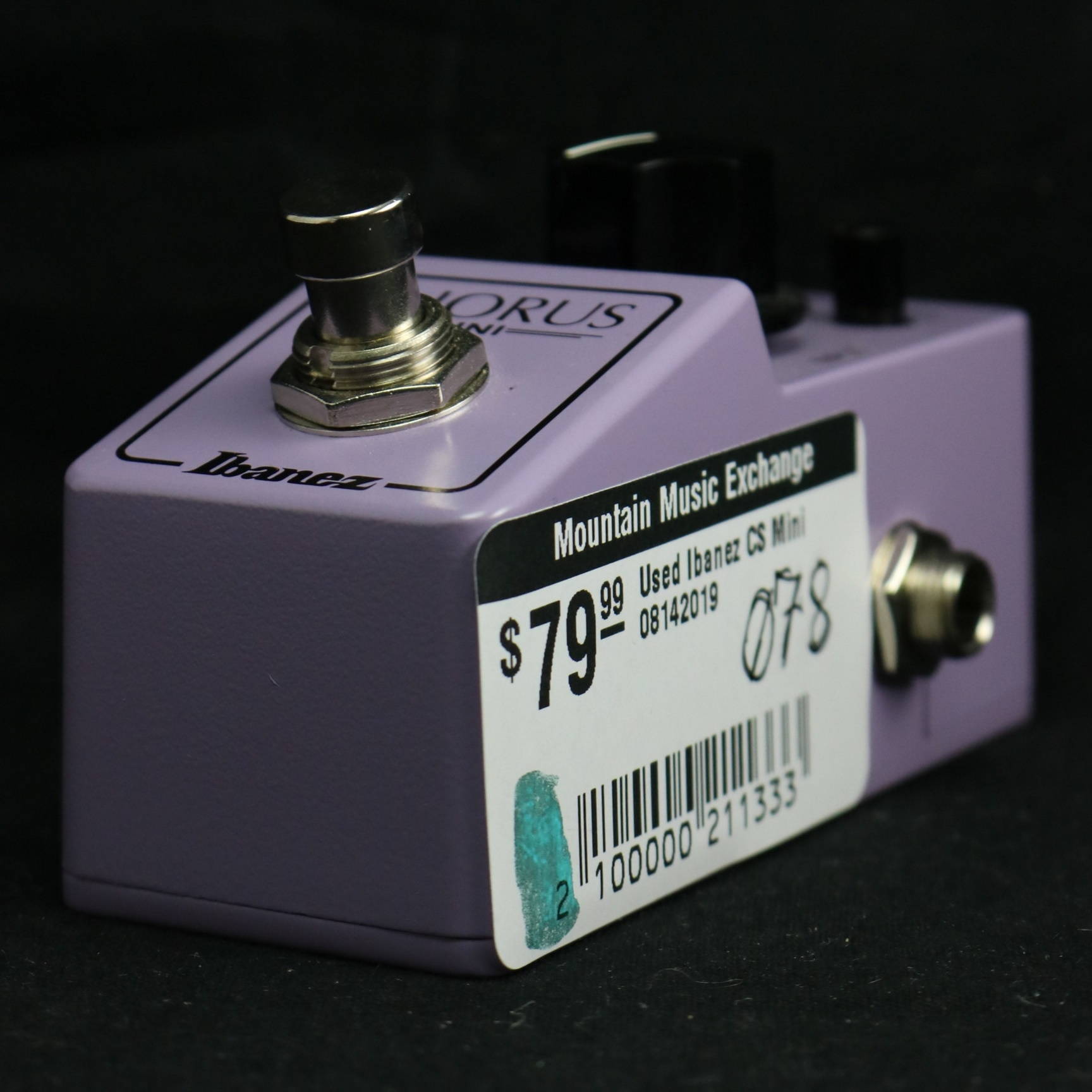 Ibanez USED Ibanez CS Mini Chorus (078)
