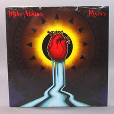 Local Music Mike Atkins - Rivers (Vinyl)