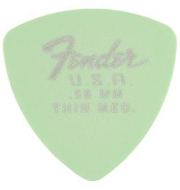 Fender NEW Fender 346 Dura-Tone .58 12-Pack - Surf Green