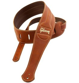 Gibson NEW Gibson The Classic Guitar Strap - Brown