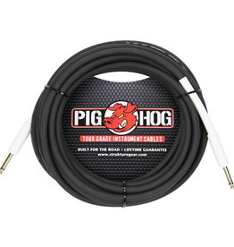 Pig Hog NEW Pig Hog Instrument Cable - Straight/Straight - 25'