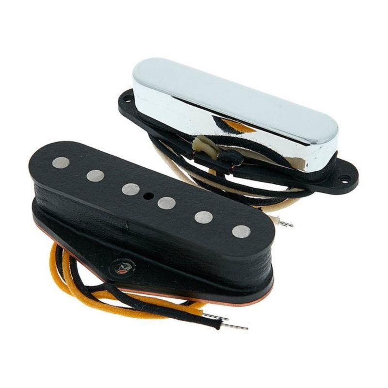 Lollar NEW Lollar Pickups Special Telecaster - Black/Nickel - Set