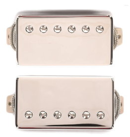 Lollar NEW Lollar Pickups Imperial Humbucker Pickups - Nickel - Set