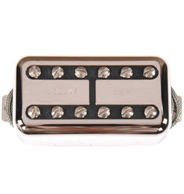 Lollar NEW Lollar Pickups Lollartron Humbucker - Nickel - Bridge