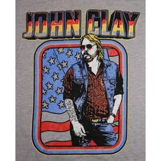 Local Music NEW John Clay T-Shirt - Small