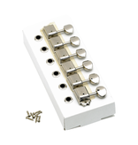 Fender NEW Fender American Vintage Stratocaster/Telecaster Tuning Machines - Left-Handed - Nickel