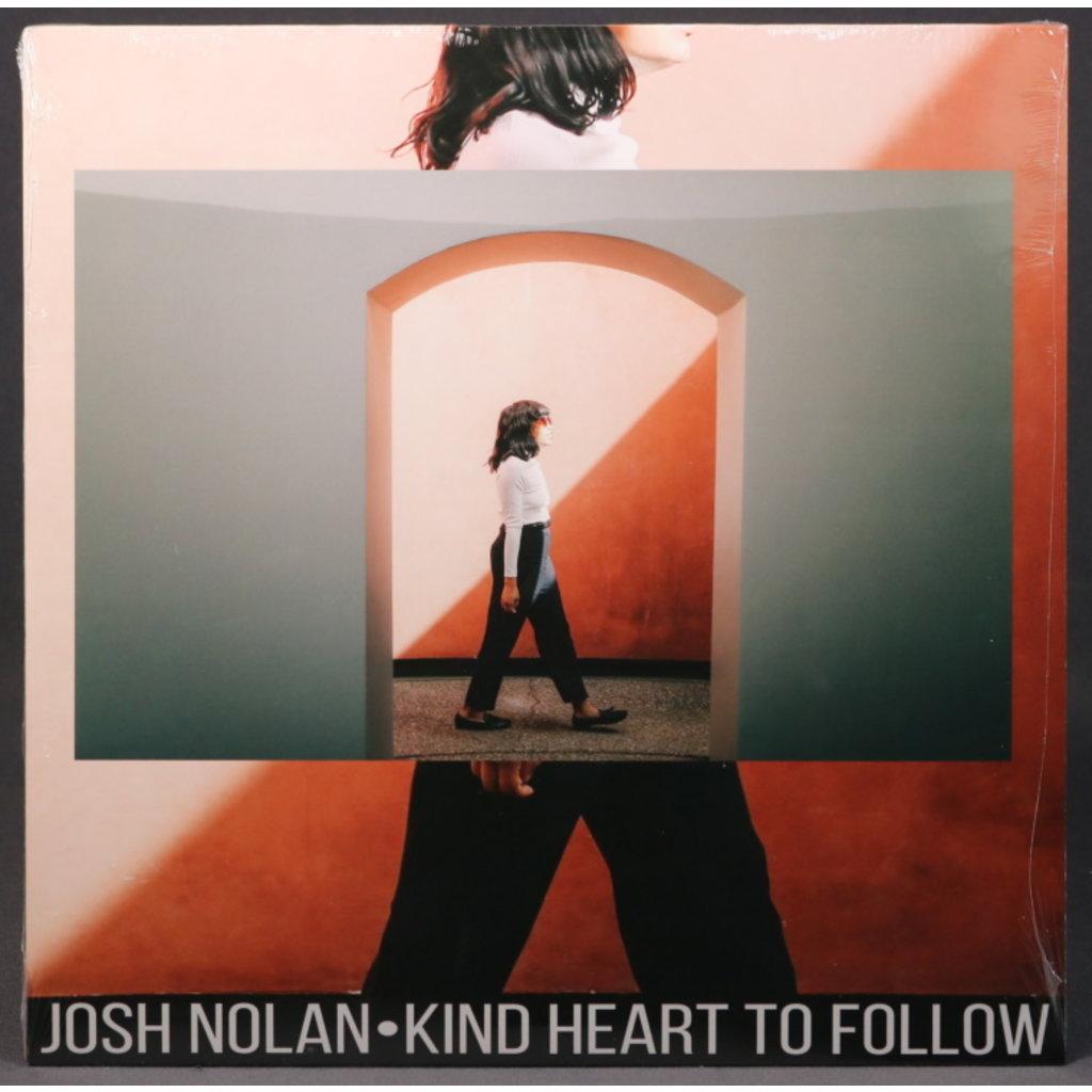 Local Music Josh Nolan - Kind Heart to Follow - Pink/Clear (LP)