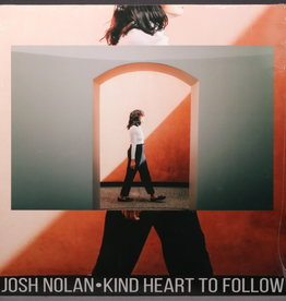 Local Music Josh Nolan - Kind Heart to Follow - Pink/Clear (LP)