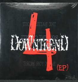 Local Music Downtrend - 4 E.P (CD)