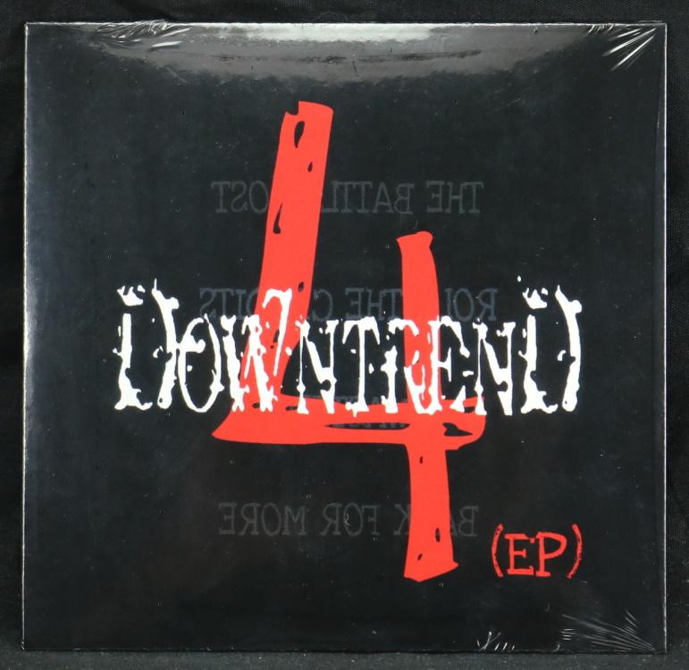 Local Music Downtrend - 4 E.P (CD)
