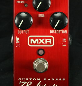 MXR USED Dunlop MXR Custom Badass '78 Distortion (835)