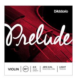 D'Addario NEW D'Addario Prelude 4/4 Violin Strings - Light