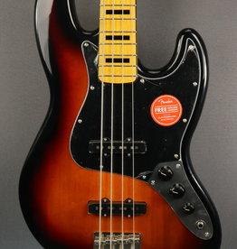 Squier DEMO Squier Classic Vibe '70s Jazz Bass - 3-Color Sunburst (566)