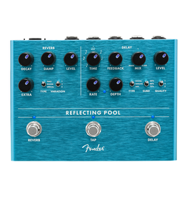 Fender NEW Fender Reflecting Pool Delay/Reverb