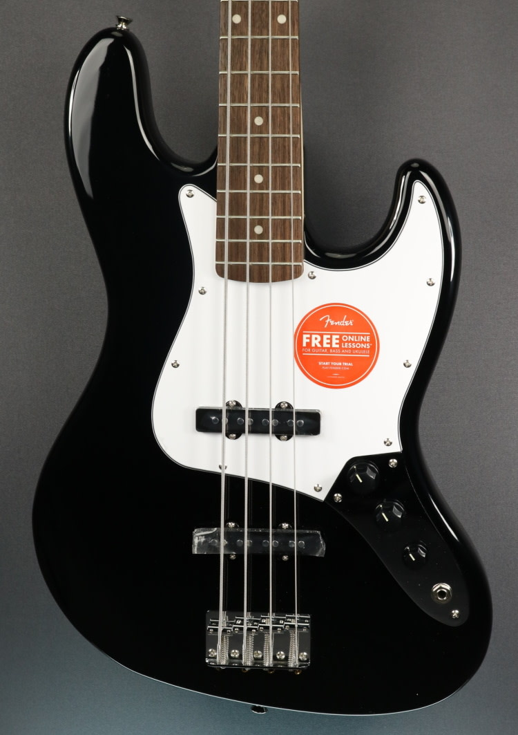 Squier DEMO Squier Affinity Series Jazz Bass - Black (111)