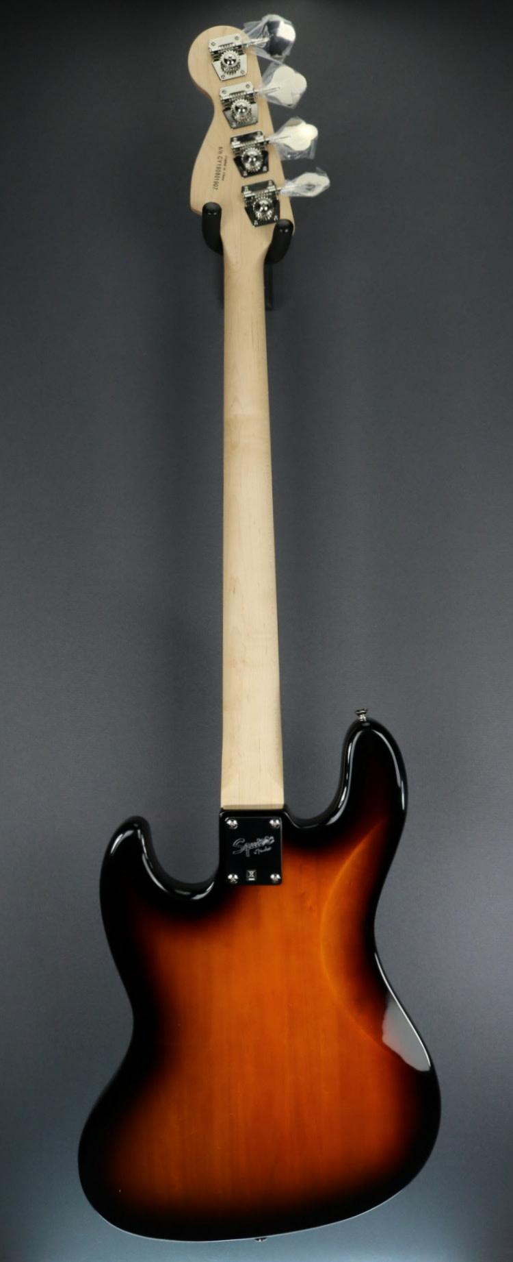 Squier DEMO Squier Affinity Series Jazz Bass - Brown Sunburst (907)
