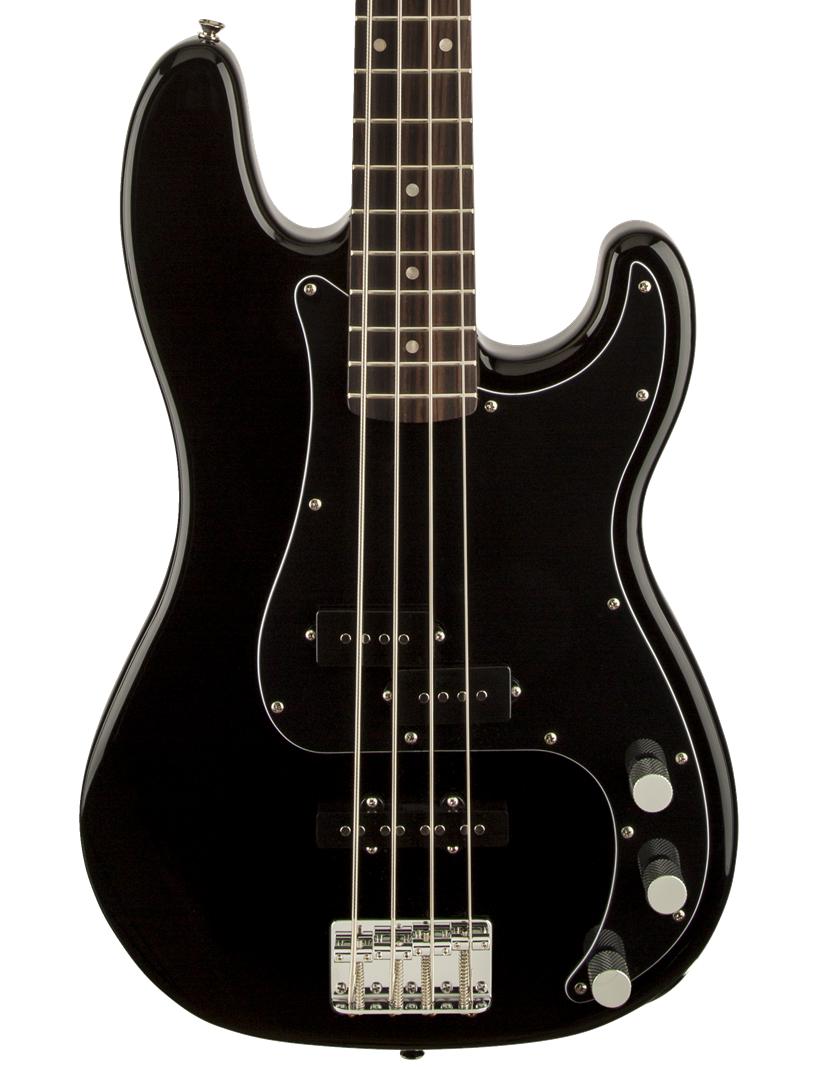 Squier NEW Squier Affinity Series Precision Bass PJ - Black (515)