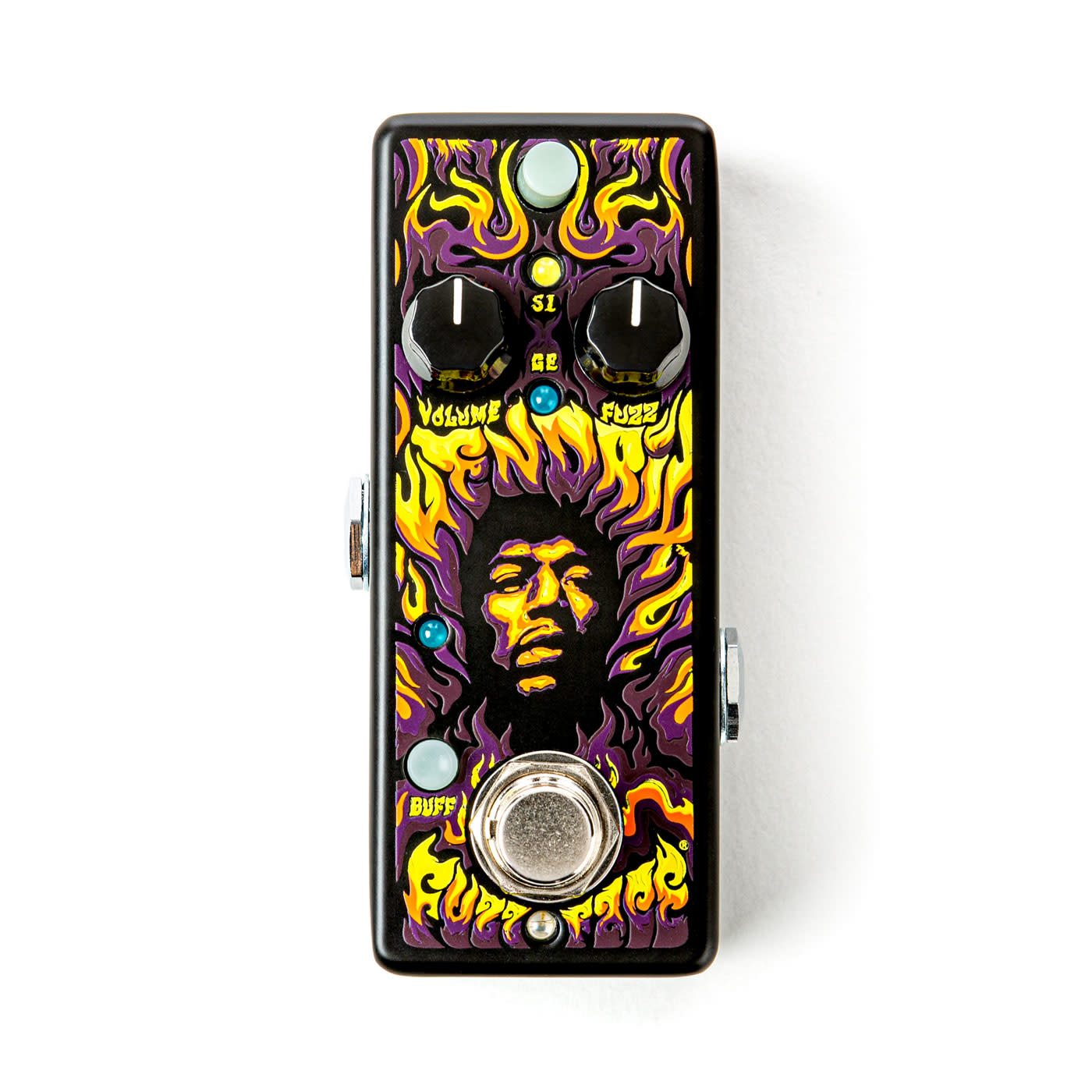 Dunlop NEW Dunlop Authentic Hendrix '69 Psych Series Fuzz Face