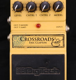 Digitech USED DigiTech Eric Clapton Crossroads (102)