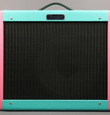 Fender DEMO Fender FSR Blues Junior IV - Seafoam Green/Shell Pink (588)