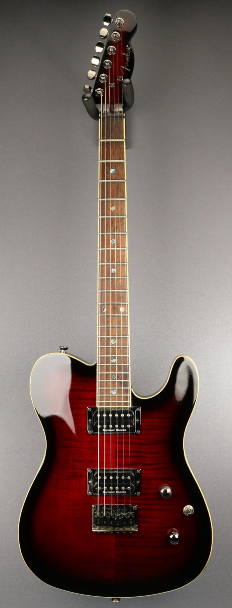 Fender USED Fender Special Edition Custom Telecaster FMT HH (968)