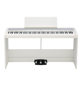 Korg NEW Korg B2SP Digital Piano Package - White (317)