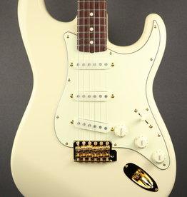 Fender DEMO Fender MIJ Traditional 60s Stratocaster Daybreak - Olympic White(113)