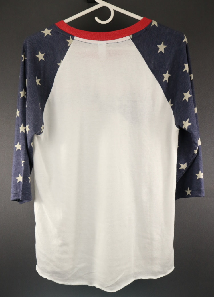 MME Mountain Music Exchange MME Stars 3/4 Sleeve Shirt - L