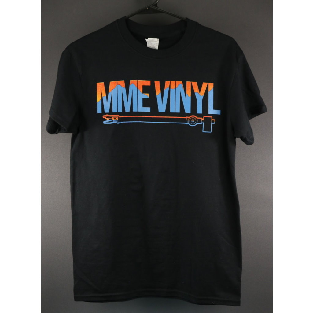 MME Mountain Music Exchange - MME Vinyl T-Shirt - S