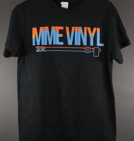 MME Mountain Music Exchange - MME Vinyl T-Shirt - XXXL