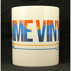 MME Mountain Music Exchange - MME Vinyl Coffee Mug