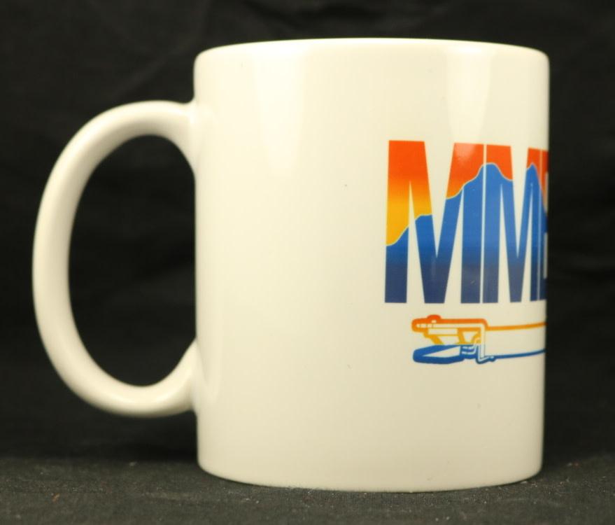 MME Mountain Music Exchange - MME Vinyl Coffee Mug